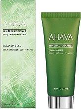 Düfte, Parfümerie und Kosmetik Mineralisches Gesichtsreinigungsgel - Ahava Mineral Radiance Cleansing Gel