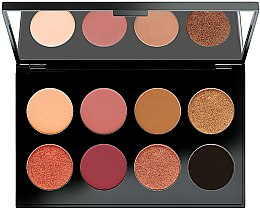 Düfte, Parfümerie und Kosmetik Lidschattenpalette - Make up Factory Artist Eyeshadow Palette