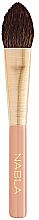 Düfte, Parfümerie und Kosmetik Concealer- & Foundationpinsel - Nabla Precision Powder Brush