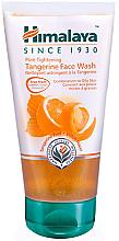 Düfte, Parfümerie und Kosmetik Gesichtsreinigungsgel mit Mandarine - Himalaya Herbals Tangerine Face Wash