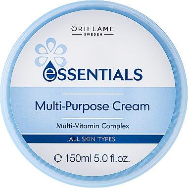 Universalcreme mit Multivitamin-Komplex - Oriflame Essentials Multi-Purpose Cream Multi-Vitamin Complex — Bild N1