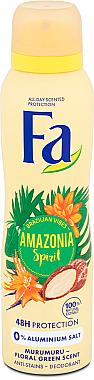 "Deospray ""Amazonia Spirit"" - Fa Amazonia Spirit Deo Spray — Bild N1"