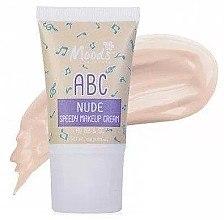 Düfte, Parfümerie und Kosmetik Tönungscreme für das Gesicht - Moods ABC Speedy Makeup Cream