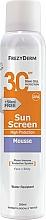 Düfte, Parfümerie und Kosmetik Sonnenschützende Körper- und Gesichtsmousse SPF 30 - Frezyderm Sun Screen Mousse SPF30