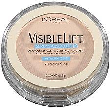 Düfte, Parfümerie und Kosmetik Gesichtspuder - L'Oreal Paris Visible Lift Lift Serum Absolute Powder