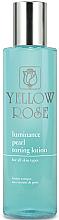 Düfte, Parfümerie und Kosmetik Gesichtstonikum für alle Hauttypen mit Perlenextrakt - Yellow Rose Luminance Pearl Toning Lotion