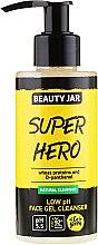 Gesichtsreinigungsgel mit Proteinen und D-Panthenol - Beauty Jar Low Ph Face Gel Cleanser — Bild N1