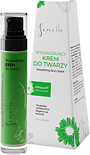 Düfte, Parfümerie und Kosmetik Glättende Gesichtscreme - Senelle Smoothing Face Cream