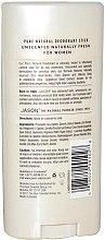 Deostick unparfümiert - Jason Natural Cosmetics Pure Natural Deodorant Stick Unscented — Bild N2