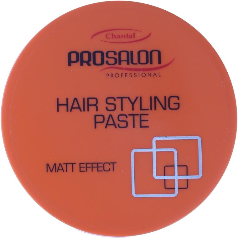 Mattierende Haarstylingpaste - Prosalon Styling Hair Paste — Bild N1
