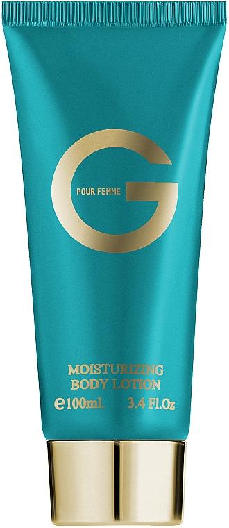 Duftset - Emper G Pour Femme (Eau de Parfum 100ml + Deospray 200ml + Körperlotion 100ml) — Bild N2