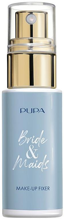 Make-up Fixierspray - Pupa Bride & Maids Make-Up Fixer — Bild N1