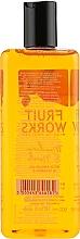 Bade- und Duschgel mit Mandarine und Neroli - Grace Cole Fruit Works Bath & Shower Mandarin & Neroli — Bild N2