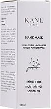 Düfte, Parfümerie und Kosmetik Feuchtigkeitsspendende Handschutzmaske - Kanu Nature Hand Mask