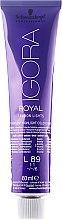 Haarfarbe - Schwarzkopf Professional Igora Royal Fashion Lights — Bild N2