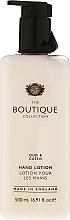 Düfte, Parfümerie und Kosmetik Handlotion Johannisbeere - Grace Cole Boutique Hand Lotion Oud & Cassis