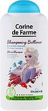 "Düfte, Parfümerie und Kosmetik Kinder Shampoo für Mädchen ""Prinzessin Elsa"" - Corine de Farme Disney Princess Shampoo"
