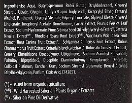 "Intensive modellierende Nachtcreme ""Anti-Tiefe-Falten"" - Natura Siberica Caviar Platinum — Bild N4"