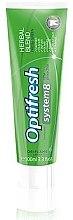 Düfte, Parfümerie und Kosmetik Zahnpasta Herbal Blend - Oriflame Optifresh System 8 Herbal Blend Toothpaste