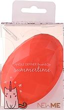 Düfte, Parfümerie und Kosmetik Entwirrbürste rosa - Beauty Look Tangle Definer Brush & Go