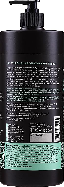 Natürliches Shampoo gegen Schuppen - Botavikos Natural Balancing Shampoo — Bild N4