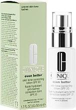 Düfte, Parfümerie und Kosmetik Feuchtigkeitslotion für einen ebenmäßigen Hautton LSF 20 - Clinique Even Better Skin Tone Correcting Lotion
