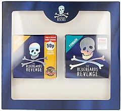 Düfte, Parfümerie und Kosmetik Haarset - The Bluebeards Revenge Slik And Shine Hair Kit (Haargel 100ml + Haarpomade 100ml)