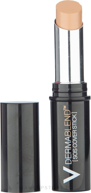 Korrektursticks für Hautunregelmäßigkeiten - Vichy Dermablend Stick SOS Cover SPF 25 — Bild 35 - Sand