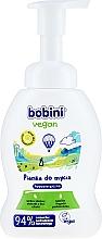 Düfte, Parfümerie und Kosmetik Veganer und hypoallergener Badeschaum für Kinder - Bobini Vegan