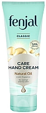 Düfte, Parfümerie und Kosmetik Handcreme für normale und trockene Haut - Fenjal Classic Hand Cream