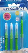 Düfte, Parfümerie und Kosmetik Interdentalbürsten 4 St. - Elgydium Clinic Monocompact Green
