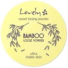 Düfte, Parfümerie und Kosmetik Loser Bambuspuder - Lovely Bamboo Loose Powder