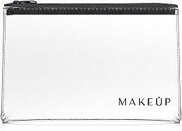 Düfte, Parfümerie und Kosmetik Kosmetiktasche Flat Glow transparent 26x16 cm - MakeUp