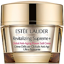 Düfte, Parfümerie und Kosmetik Revitalisierende Anti-Aging Gesichtscreme - Estee Lauder Revitalizing Supreme+ Global Anti-Aging Power Soft Creme