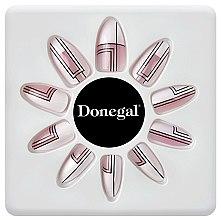 Set Künstliche Nägel mit Kleber 3050 - Donegal Express Your Beauty — Bild N2