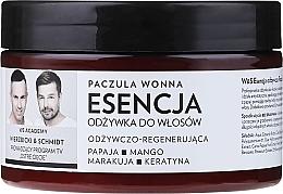Düfte, Parfümerie und Kosmetik Pflegende und regenerierende Haarspülung-Essenz - WS Academy Patchouli Nourishing Essence