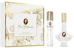 Düfte, Parfümerie und Kosmetik Duftset - Pani Walewska White (Eau de Parfum 30ml + Deospray 90ml)
