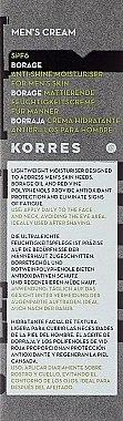 Feuchtigkeitsspendendes und mattierendes Gesichtsgel - Korres Borage Anti-Shine Moisturiser Cream — Bild N2