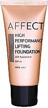 Düfte, Parfümerie und Kosmetik Straffende Foundation LSF 10 - Affect Cosmetics High Performance Lifting Foundation SPF 10