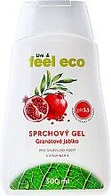 Düfte, Parfümerie und Kosmetik Duschgel - Feel Eco Pomegranate Shower Gel