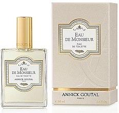Düfte, Parfümerie und Kosmetik Annick Goutal Eau de Monsieur - Eau de Toilette
