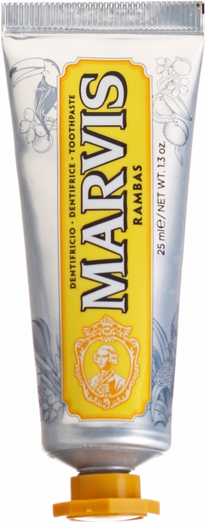 Zahnpasten Set - Marvis Wonders of the World (Zahnpasten 3x25ml) — Bild N4
