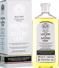 Düfte, Parfümerie und Kosmetik Haarlotion gegen Haarausfall - Intea Azufre Veri
