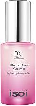 Düfte, Parfümerie und Kosmetik Aufhellendes Gesichtsserum für unreine Haut - Isoi Bulgarian Rose Blemish Care Serum II