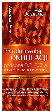 Perm Lotion für langanhaltende Locken - Joanna Double Protection Perm Lotion — Bild N1