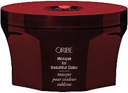 Düfte, Parfümerie und Kosmetik Haarmaske für coloriertes Haar - Oribe Masque for Beautiful Color