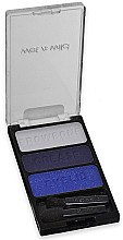 Lidschatten-Trio - Wet N Wild Color Icon Eyeshadow Trio — Bild N2