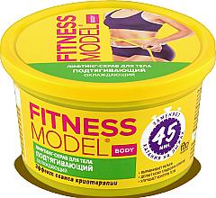 Düfte, Parfümerie und Kosmetik Straffendes und kühlendes Körperpeeling mit Lifting-Effekt - Fito Kosmetik Fitness Model