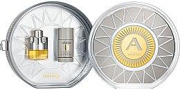 Düfte, Parfümerie und Kosmetik Azzaro Wanted Set - Duftset (Eau de Toilette 50ml + Deostick 75ml)