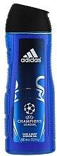 Düfte, Parfümerie und Kosmetik Adidas UEFA Champions League Edition - Duschgel